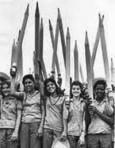 Cuba, libre de analfabetismo
